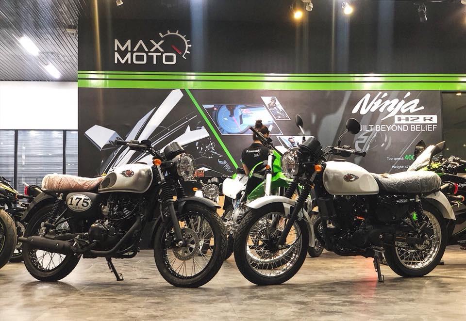 Kawasaki-w175-classic