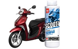 Oil for Automatic Scooters