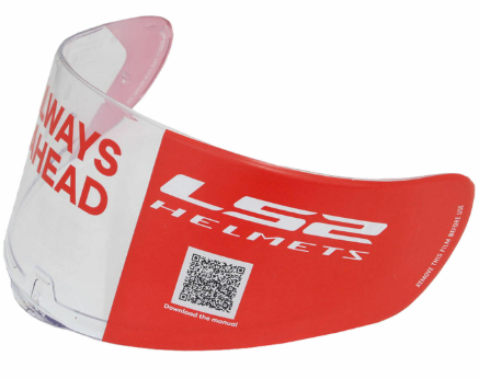 Face Shield Visor For LS2 FF353