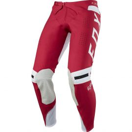 Fox Flexair Preest MX Pants - Dark Red