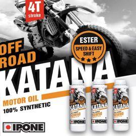 Ipone Katana Offroad Motor Oil