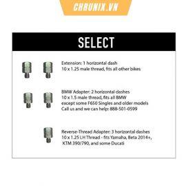 Doubletake Mirror Adapter Kit