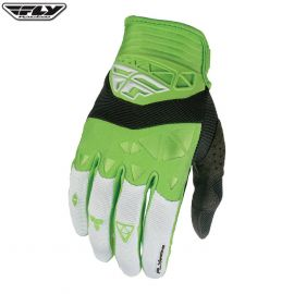 Fly 2016 F-16 Adult Gloves (Green/Black)-X-Large