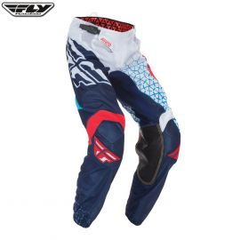 Fly 2016.5 Kinetic Mesh Adult Pant Trifecta Red/White/Blue