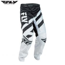 Fly 2018 F-16 Adult Pant (Black/White)