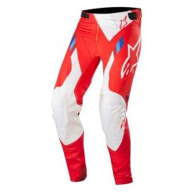 Alpinestars Supertech Red/White MX Pants - 2019