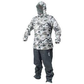 GIVI Rider Tech Rain Suit CAM01 Camouflage/Grey