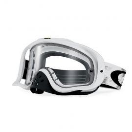 Oakley Crowbar MX Goggle Dual Clear Lens