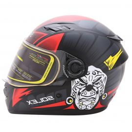 Napoli N567 Graphic Full Face Helmet
