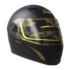 Napoli N567 Black Fullface Helmet