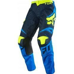 PANTALON CROSS FOX 180 RACE PANT BLUE