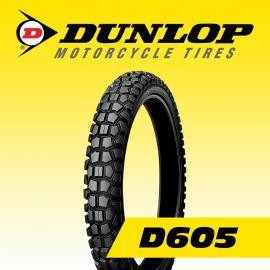 Dunlop Trailmax D605 Rear 120/80-18