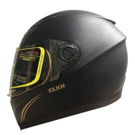 Napoli N567 Black Full Face Helmet