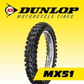 Dunlop Geomax MX51R 120/90-18