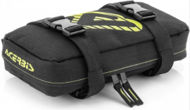 ACERBIS FRONT FENDER TOOL BAG PACK BLACK/FLORESCENT YELLOW