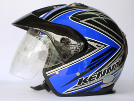 ANDES KENNY 306 ( Black/Blue)