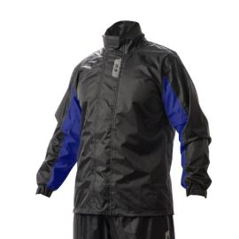 Givi Rider Tech Rain Suit 06 Black/Blue