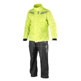 Givi Comfort Range Rain Suit - Yellow