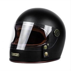 Bulldog Clasico Carbon Fullface Helmet