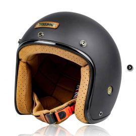 Bulldog Perro 4U Open Face Helmet
