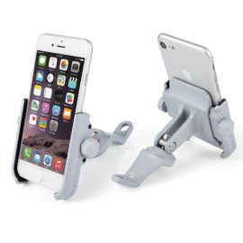 Motowolf Phone Mount (Rear View Mirror Mount)