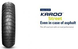 Metzeler Karoo Street [120/70-R17-58V-TL]