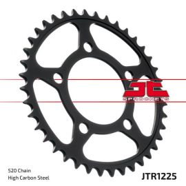 JTR1225 Rear Drive Motorcycle Sprocket 40 Teeth (CB 500x2019)