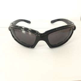 Reflex Series Sunglasses-Black-Black