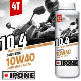Ipone 10.4 Synthetic Motor Oil