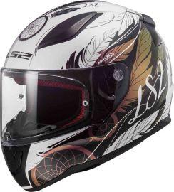 LS2 Rapid Boho Fullface Helmet
