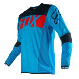 FOX FLEXAIR LIBRA BLUE JERSEY