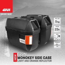Givi E23N Side Box