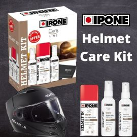 Ipone Helmet Care Kit