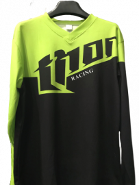 Thor Racing Black/Green