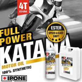 Ipone Full Power Katana Fully-Synthetic Motor Oil