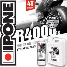 Ipone R4000 RS Synthetic Plus Motor Oil