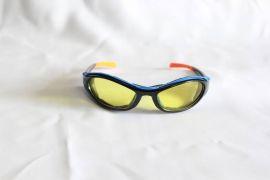 Gecko Series Sunglasses-Black-Blue