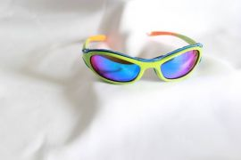 Gecko Series Sunglasses-Green-Blue
