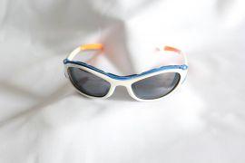 Gecko Series Sunglasses-White-Yellow