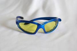 Reflex Series Sunglasses-Blue-Yellow