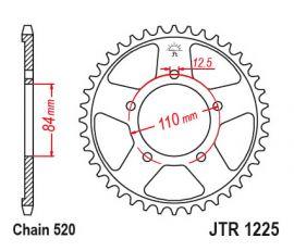 Steel Rear Sprocket 40T For CB500x