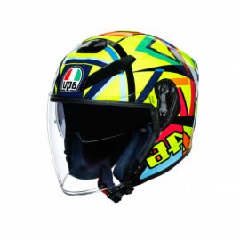 AGV K-5 Jet E2205 Top Asia Fit