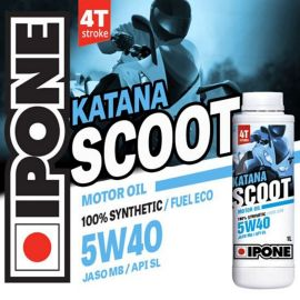 Ipone Katana Scoot Synthetic Oil (1 Litre)