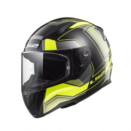 LS2 Rapid Carrera Fullface Helmet
