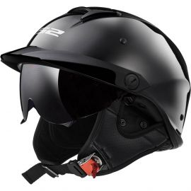LS2 Rebellion Open Face Helmet