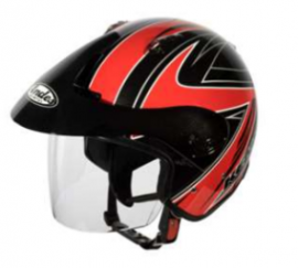 ANDES KENNY 306 ( Black/Red)