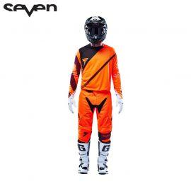 Seven MX 16.2 Rival Fuse Jersey and Pants Set (Flow Orange/Black)