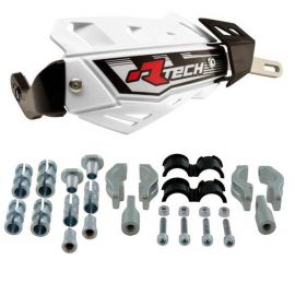 Rtech Handguards + Kit FLX Aluminium