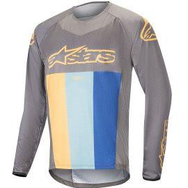 Alpinestars Techstar LS Jersey-Grey