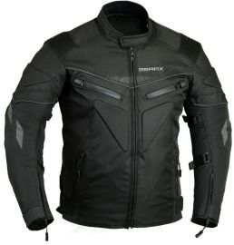 Spine Pad Waterproof Motorbike Jacket